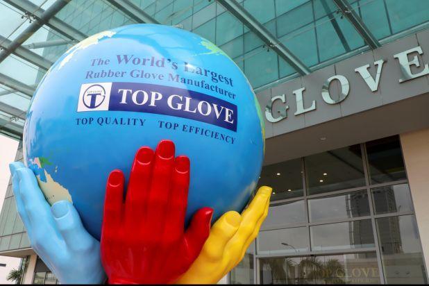 7.36 Saham Top Glove dijual KWSP