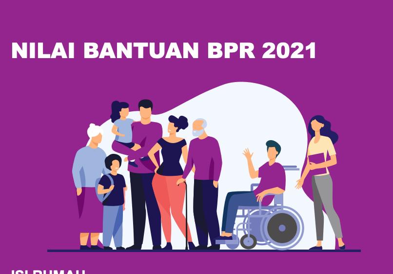 SEMAK BPR ONLINE: STATUS PEMBAYARAN FEBRUARI 2021